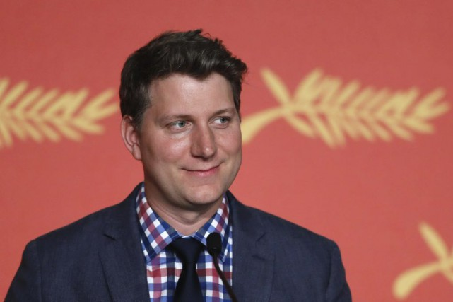 Jeff Nichols... (PHOTO LAURENT EMMANUEL, AGENCE FRANCE-PRESSE)