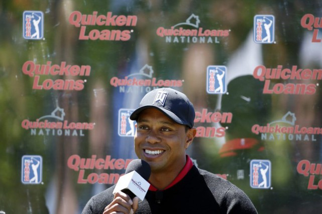 Tiger Woods... (Photo Alex Brandon, Associated Press)
