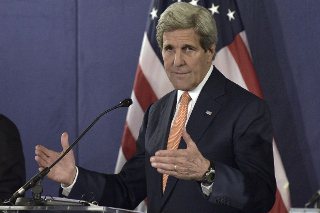 «Nous avons beaucoup de travail devant nous», a... (AFP, Hans Punz)