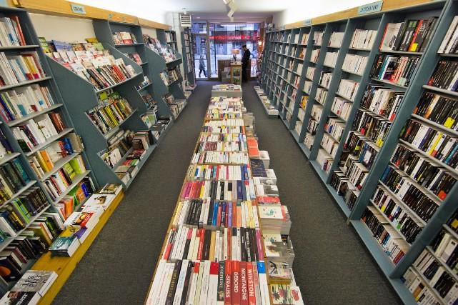 «Les émissions littéraires sont essentielles, comme la chaîne... (PHOTO ROBERT SKINNER, archives LA PRESSE)