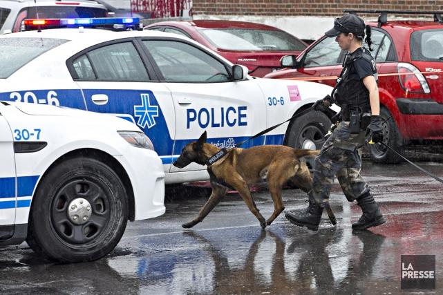 Un attentat a été commis contre un homme... (Photo Patrick Sanfaçon, archives La Presse)