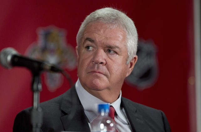 Dale Tallon devient le président des Panthers de... (Associated Press)
