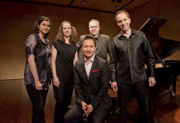 Le nouveau directeur artistique d'Orford Musique, Wonny Song,... (Spectre Média, Jessica Garneau)