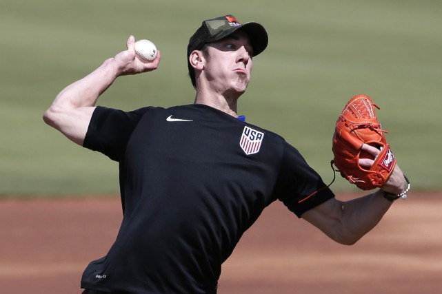 Il y a deux semaines, Tim Lincecum a... (Photo Matt York, AP)