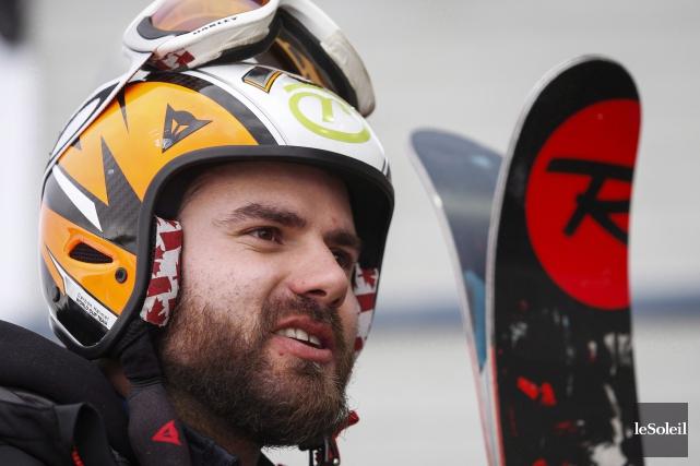 Selon Canada Alpin, le médaillé olympique Jan Hudec... (Photothèque Le Soleil)