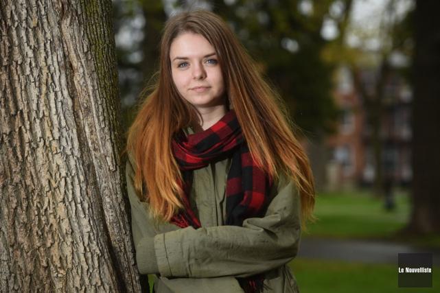 Natasha Raymond a été victime d'une agression gratuite... (François Gervais, Le Nouvelliste)