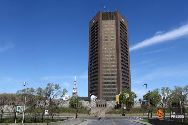 La Société Radio-Canada a ajouté une condition lors... (Photo Robert Skinner, Archives La Presse)