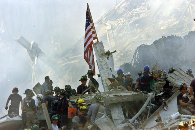 Les familles de nombreuses victimes du 11-Septembre tentent... (PHOTO BETH A. KEISER, ARCHIVES AP)