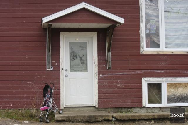 Le rapport publié mardi par le Centre canadien... (Photothèque Le Soleil, Mylène Moisan)