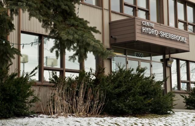 La construction du nouveau poste de distribution d'Hydro-Sherbrooke,... (Spectre Média, Jessica Garneau)