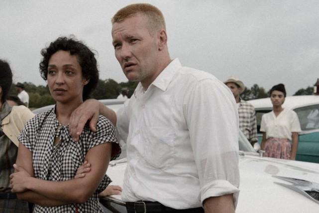 Ruth Negga et Joel Edgerton dans Loving de... (Photo fournie parRaindog Films)