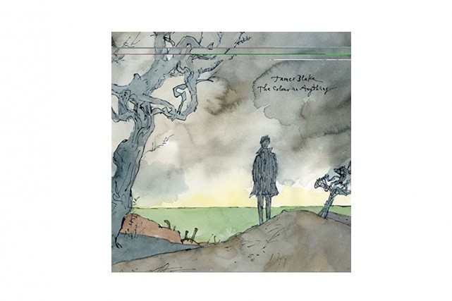 The Colour in Anythingde James Blake...