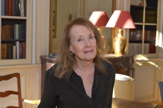 Dans Mémoire de fille, Annie Ernaux raconte sa... (Photo Catherine Hélie, fournie par Gallimard)