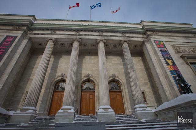 Le Musée des beaux-arts de Montréal... (Archives La Presse)