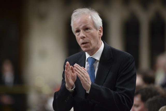 Stéphane Dion... (PHOTO ADRIAN WYLD, ARCHIVES LA PRESSE CANADIENNE)