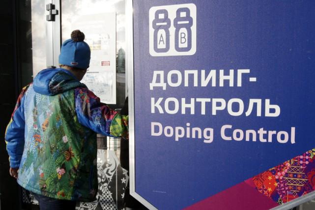 La Russie saura le 17 juin si sa... (PHOTO AP)