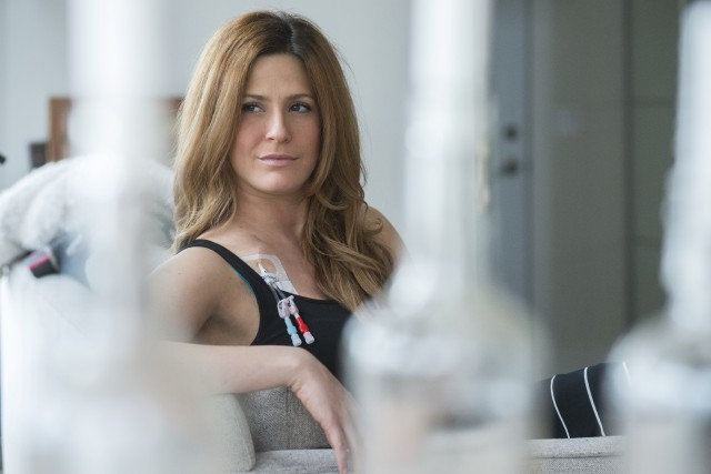 Aujourd'hui en attente d'une greffe, Janie Boulianne-Gref a... (Spectre Média, Julien Chamberland)