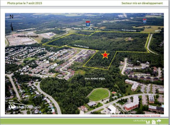 Le projet-pilote de coopératives de propriétaires sera construit... (Photo fournie)