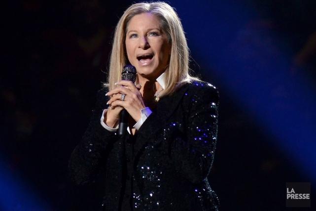 L'artiste américaine Barbra Streisand a révélé avoir cloné sa chienne, pas... (PHOTO ARCHIVES LA PRESSE)