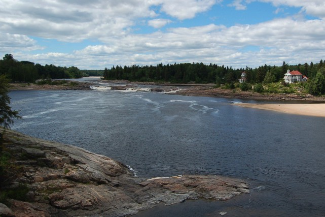 Rivière Mistassini... (Photo archives)