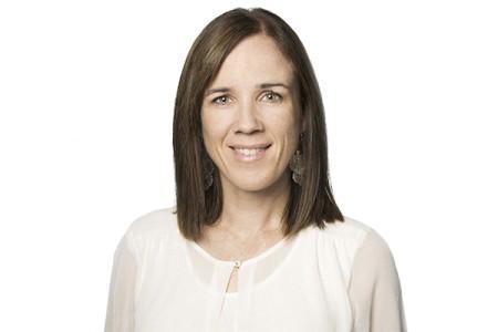 Présidente de l'entreprise bromontoise Lx Sim, Geneviève Dutil... (Fournie)