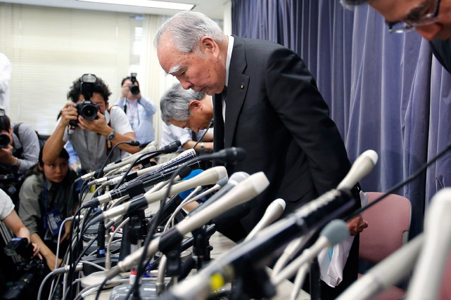 Suzuki, dont les racines remontent à 1909, est... (Photo Shizuo Kambayashi, AP)