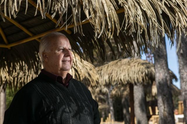 Richard Maillé, président et cofondateur de Palmex International,... (photo hugo-sébastien aubert, la presse)