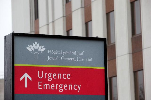 La rapidité du traitement aux urgencesdel'Hôpital général juifa... (Photo Robert Skinner, archives La Presse)