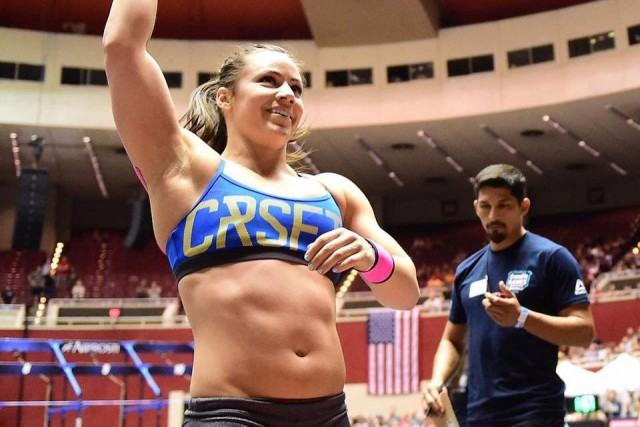 Camille Leblanc-Bazinet a terminé au premier rang des qualifications... (Photo tirée de Facebook)