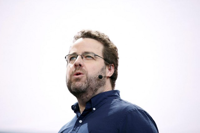Erik Kay, un ingénieur de Google.... (PHOTO STEPHEN LAM, REUTERS)