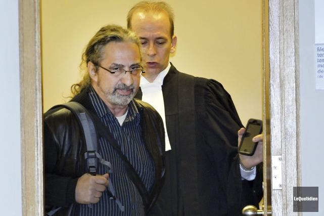 Jean-Guy Girard, le magicien d'Alma, a été condamné... ((Photo Le Quotidien-Rocket Lavoie))