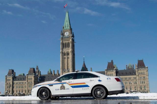 Des agents de la GRC ont espionné des... (Archives La Presse Canadienne)