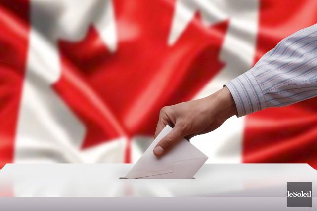 Le projet de réforme électorale proposé par le gouvernement de Justin Trudeau... (Photothèque Le Soleil)