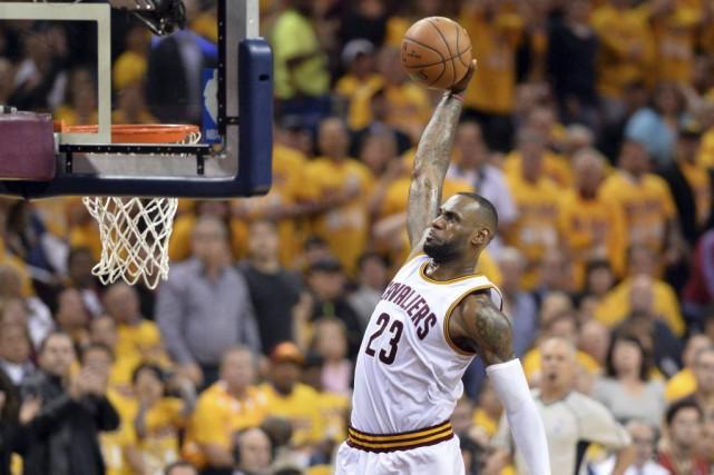 LeBron James... (Photo Ken Blaze, USA Today Sports)