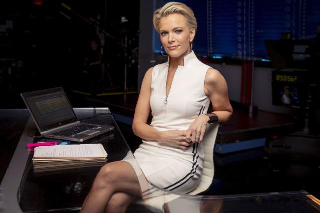 La présentatrice de la chaîne Fox News, Megyn... (AP, Victoria Will)