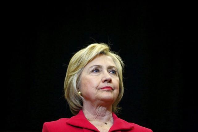 Hillary Clinton... (PHOTO AARON P. BERNSTEIN, REUTERS)