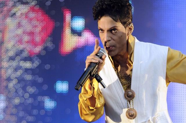 Prince... (Archives Agence France-Presse)