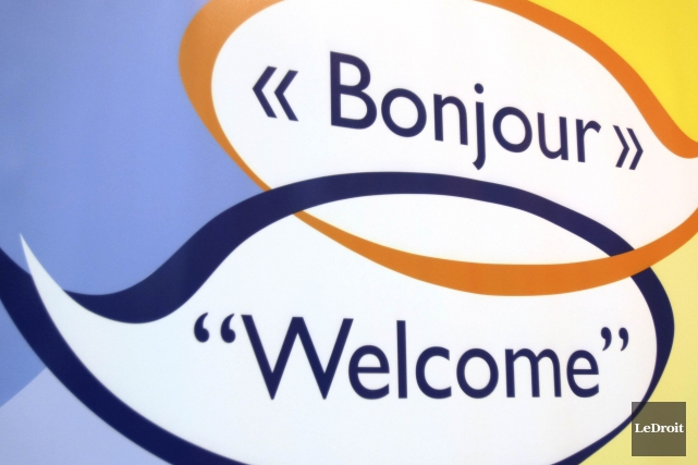 Le critique néo-démocrate aux langues officielles, François Choquette, remet en... (Patrick Woodbury, Archives LeDroit)
