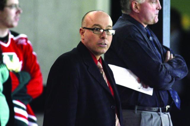 Le nouveau DG des Olympiques, Marcel Patenaude, s'est... (Archives Halifax Chronicle Herald)
