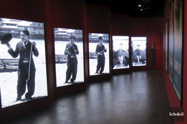 Le légendaire cinéaste CharlieChaplin a enfin son musée dans les magnifiques... (Le Soleil, Valérie Gaudreau)