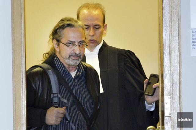 Jean-Guy Girard, le magicien d'Alma, a été condamné... (Photo Le Quotidien, Rocket Lavoie)