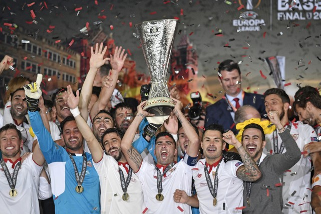 Le FC Séville a mis la main sur... (Associated Press)