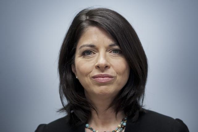 L'ex-ministre libérale Line Beauchamp est nommée déléguée générale... (Archives La Presse)