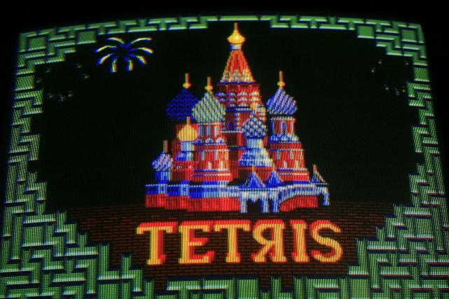 Tetris a fait la joie des fans de... (AP, Mark Lennihan)