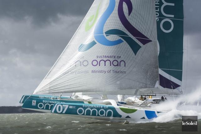LeMusandam-Omail Sail... (Photothèque Le Soleil)