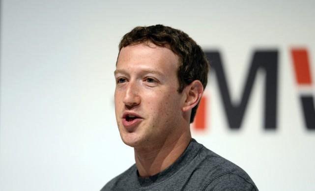 Selon Mark Zuckerberg, «beaucoup de conservateurs ne font... (Photo Manu Fernandez, AP)