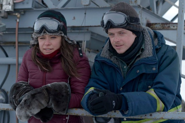 Dans Two Lovers and a Bear, Tatiana Maslany... (PHOTO FOURNIE PAR LES FILMS SÉVILLE)