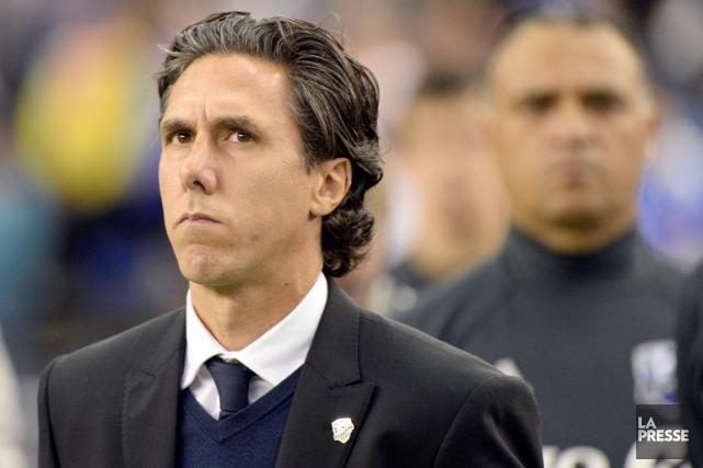 MauroBiello admet que certains matchs nuls ont été... (PHOTO Archives La Presse)