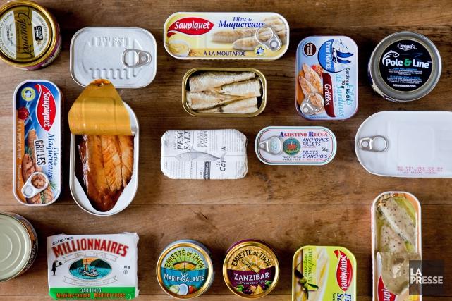 Il n'existe pas de grande tradition de conserverie... (PHOTO MARCO CAMPANOZZI, LA PRESSE)