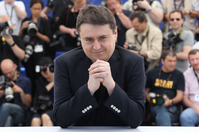 Le cinéaste roumain Cristian Mungiu a présenté son... (Archives AFP, Valery Hache)